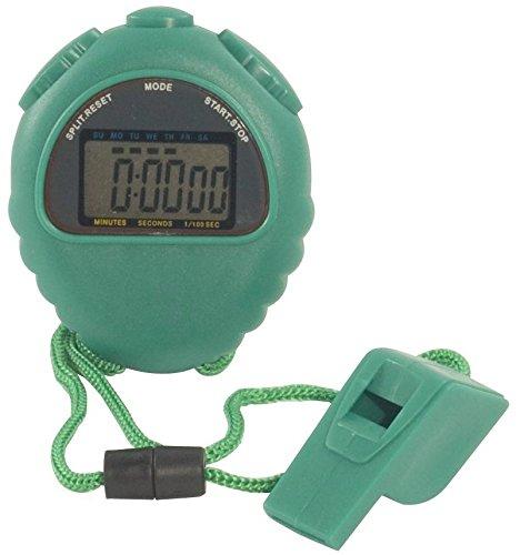 Kuenen 42433 - Cronometro con fischietto, 7 cm