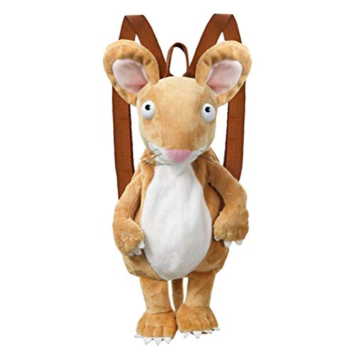 AURORA Gruffalo Mouse Backpack 16-inches 60970 Brown