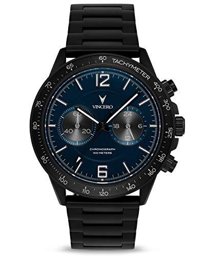 Vincero The Apex - Matte Black/Navy
