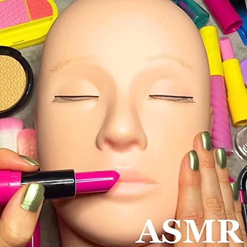Fake Makeup on Mannequin Pt.6