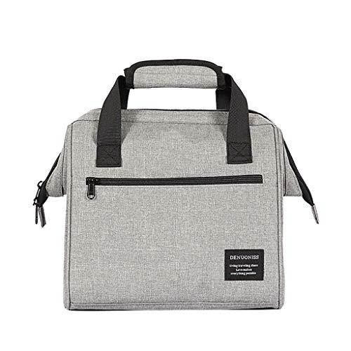 HLD Isolatie Bag Waterdichte Ice Bag Creative Open Lunch Bag Met Rijst Lunch Bag Picknickrugzakken (Color : C)