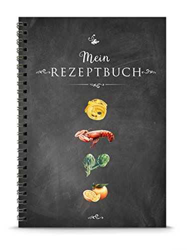 Rezeptbuch zum Selberschreiben KOCHBUCH