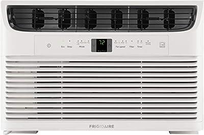 Frigidaire FFRE083WA1 Window-Mounted Room Air Conditioner, 8,000 BTU, white