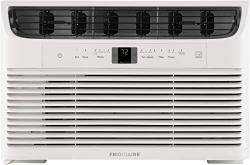 Frigidaire FFRE083WA1 Window-Mounted Room Air Conditioner, 8,000 BTU,...
