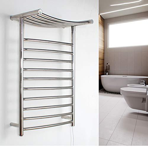 LYzpf badkamer handdoekhouder badkamerradiator elektrisch magazijnrek handdoekradiator design radiator verwarming plat plaatverwarming thuis drogen rek