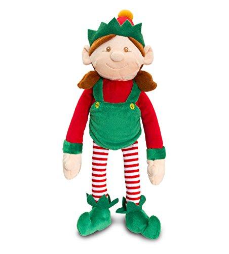 dangly girl elf 12cm by Keel Toys