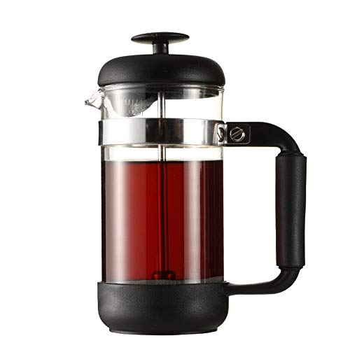 Why Should You Buy Coffee press French Press Pot Stainless Steel Coffee Pot Home Coffee Tea Maker Co...