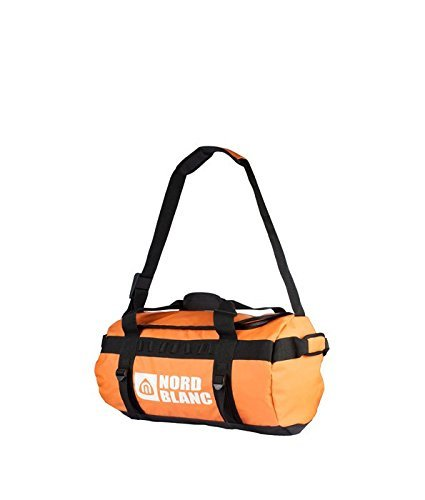 Nord Blanc Traveller Sac de sport, 50 L, Orange
