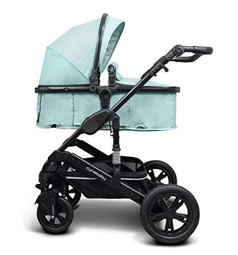 Cynebaby Kombi-Kinderwagen California Luxe (mint)