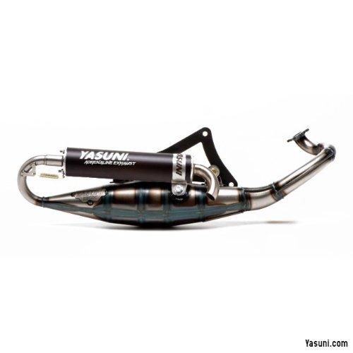 Escape Yasuni Scooter R Negro–Peugeot Ludix 2Blaster rcup tipo: L1