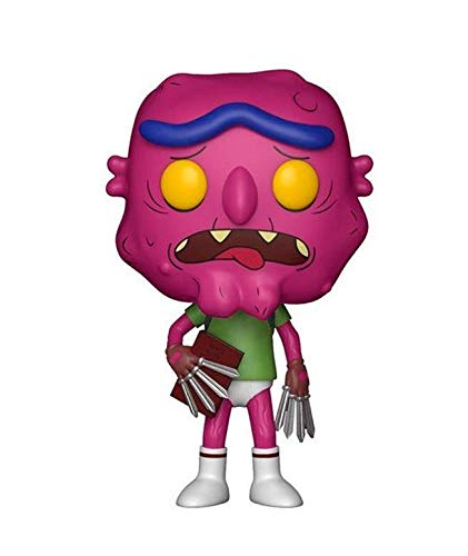 Funko Pop Scary Terry sin pantalones (Rick & Morty 344) Funko Pop Rick & Morty