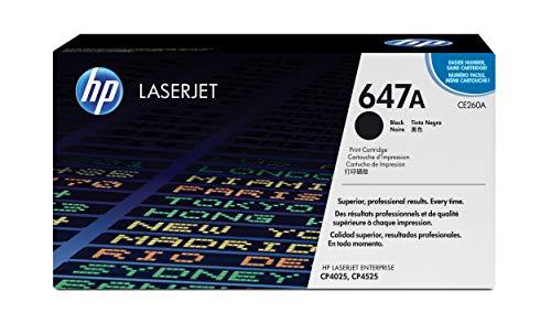 HP 647A | CE260A | Toner Cartridge | Black
