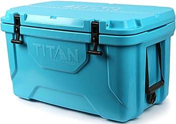 Arctic Zone Titan Deep Freeze 55Q Premium Ice Chest Roto Cooler