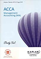 MANAGEMENT ACCOUNTING - STUDY TEXT