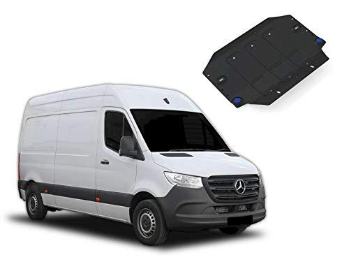 Unterfahrschutz Motorschutz aus Stahl für Mercedes Sprinter ab 2009