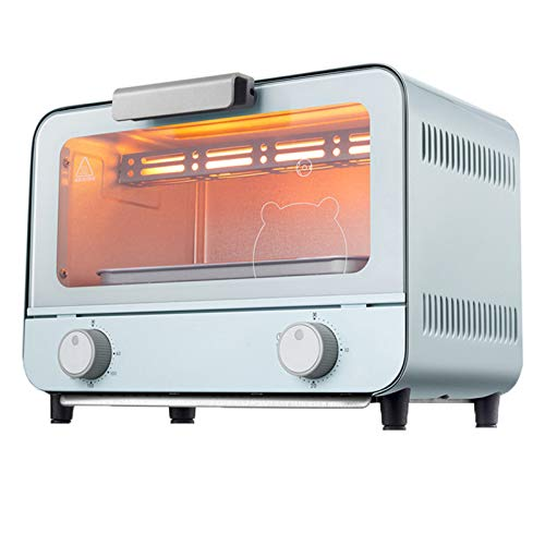 41a99s7xJiL. SS500  - Oven Built-in Electric Double Oven & timer 800 W Mini Oven with Adjustable Temperature Control