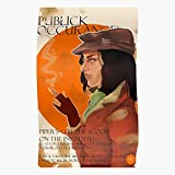 Fsgfeelsogood 4 Survivor Piper 3 Companion Lone Magazine Fallout Impressive Posters for Room Decoration Printed with The Latest Modern Technology on semi-Glossy Paper Background