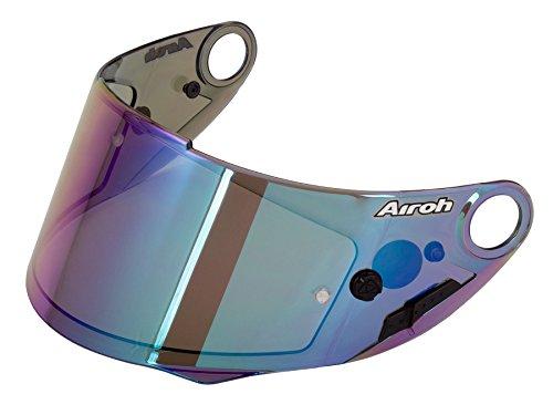 Airoh Motorradhelm-Visier 2018 After Market-Gp500 Iridium (One Size , Blau)