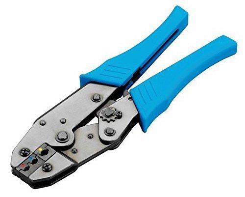 Crimpzange Presszange isolierte Kabelschuhe Elektriker crimpen pressen 0,5-6 qmm