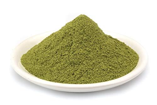 Bio Spinat Pulver 1 kg aromatisches belebendes 100% Spinatpulver, ideal für Superfood Smoothies Saft, Trinks, Shakes, nicht wasserlöslich 1000g