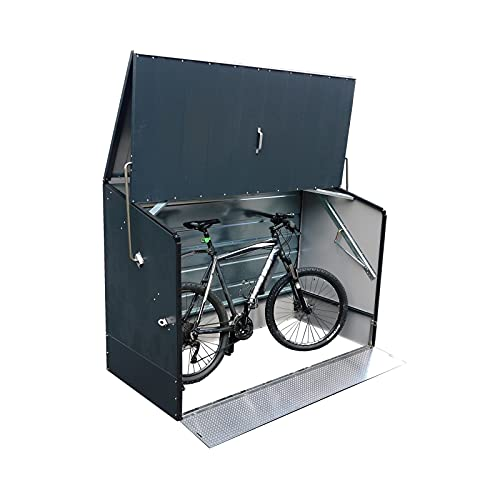 Duramax Fahrradbox Pavillons, anthrazit