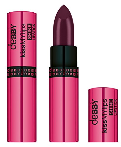 DEBBY Kiss My Lips 08 Brombeere Shine Lippenstift Make-Up Lips