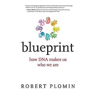 Blueprint audiobook cover art