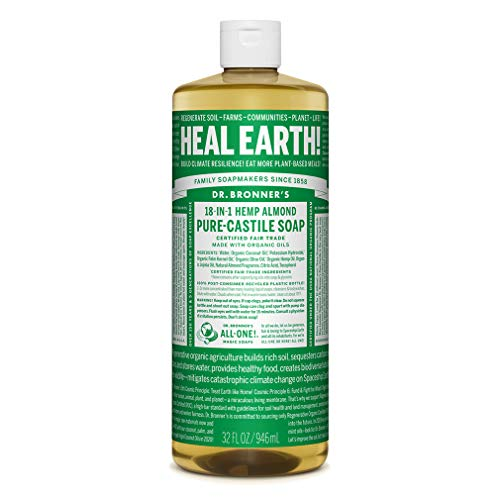Dr. Bronner Magic Les Savons - Dr Bronners Pure...