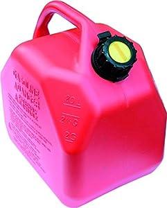 Scepter B20 BIDON Gasolina 20 litros, Negro
