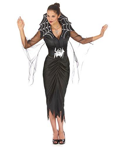 Déguisement araignée Femme Halloween Taille Unique (40)