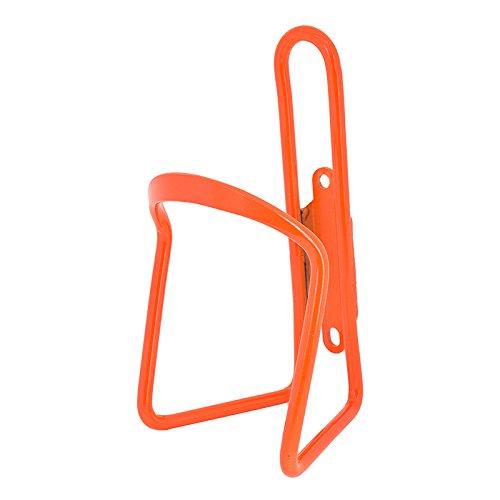 SUNLITE Alloy Bicycle Water Bottle Cage Neon Orange