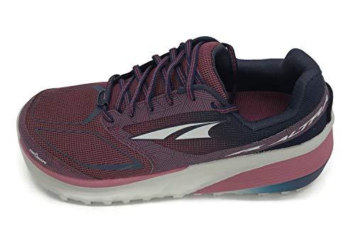 ALTRA Women's ALW1959F Olympus 3.5 Trail Running Shoe, Gray/Rose - 5.5 M US