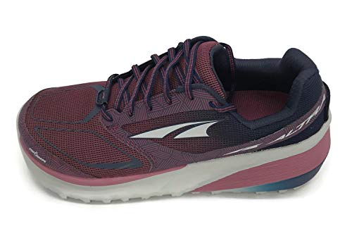ALTRA Women's ALW1959F Olympus 3.5 Trail Running Shoe, Gray/Rose - 9.5 M US
