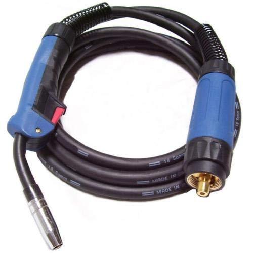Schutzgas Schlauchpaket MB15/150 DL 3m Brenner MIG/MAG EURO Schweißbrenner für Schweißgerät AWZ