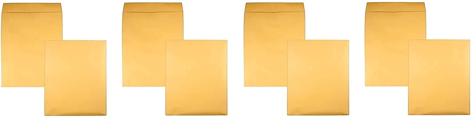 Quality 最新アイテム Park Jumbo Kraft 無料 Brown 14x18 Envelopes Ungummed