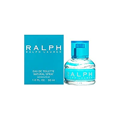 Ralph by Ralph Lauren for Women, Eau De Toilette Natural Spray, 0.25 Fl Oz
