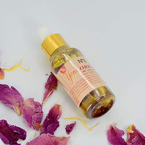 Yoni oil feminine care oil, hydrating, moisturizing, tightening vaginal