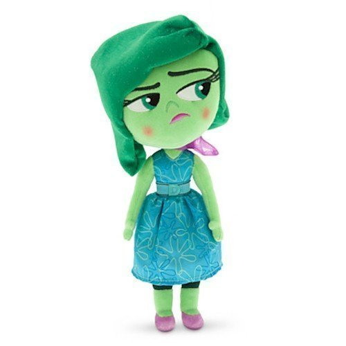 Disney Disgust Plush x2022;Pixar Inside Out - Small - 11'' by Pixar