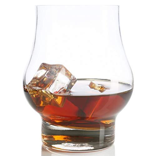 Taylor'd Milestones Reserve Whiskey Glass