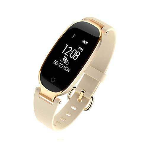 OMJNH Smart horloge, slaap monitoring stappenteller intelligente herinnering hand verhoogde helder scherm multi-mode sport armband, geschikt voor Android, iOS-platform
