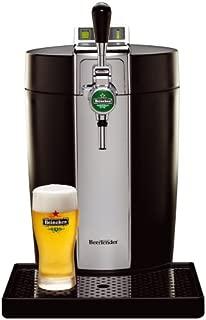 BeerTender from Heineken and Krups B90 Home Beer-Tap System