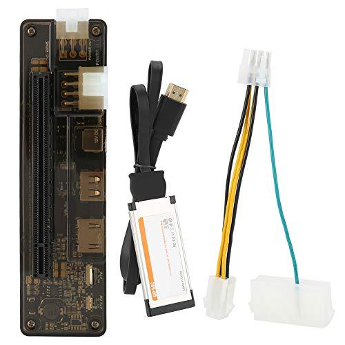 Redxiao 【 】 Componentes electrónicos Tarjeta gráfica Externa para computadora portátil Funcionamiento Suave Tarjeta gráfica EXP GDC para Oficina en casa