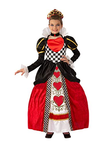 Rubie's Child's Elite Queen of Hearts Costume, X-Small