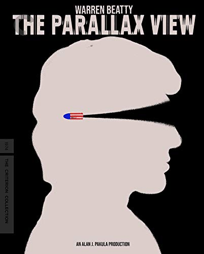 The Parallax View (the Criterion Collection) [Blu-ray]