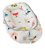 Little Archer & Co. Newborn Baby Nest - Easy to Move, Ideal