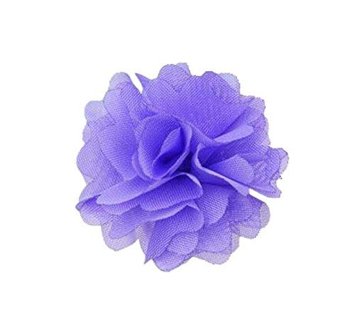 4 Stück besondere Handarbeit Schmuck verstellbaren Licht lila blume klingeln
