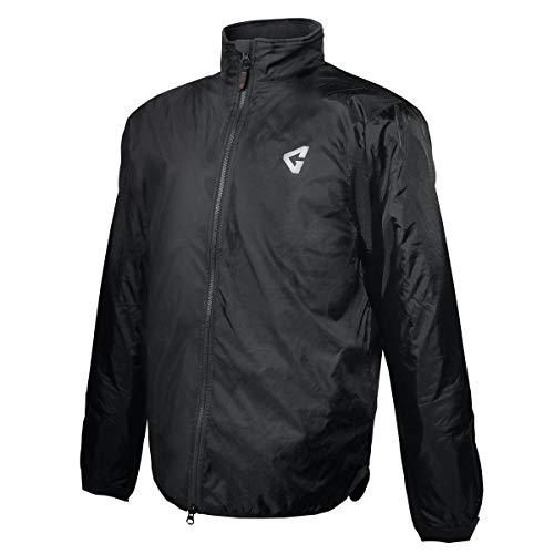 Gerbing Heated Jacket Liner - 12V Motorcycle, Black, Size Extra Large