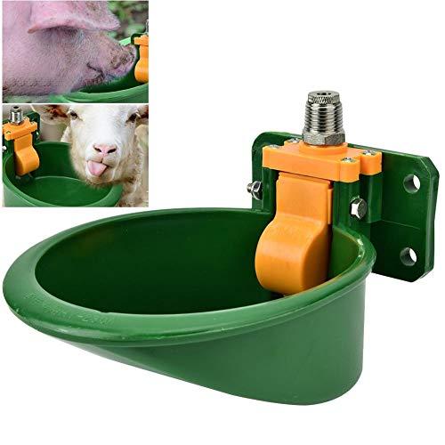Cuenco de Agua de Oveja Bebedero automático de Cerdos Copa Profesional de Ganado Ganadería Granja Suministros de Agua Potable para Caballos Cabras Vacas Ovejas Perros