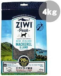 ジウィ マッカロー&ラム 4kg ZIWI ジウィピーク ZiwiPeak