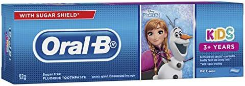 Oral-B Kids Frozen 3+ Years Toothpaste 92g